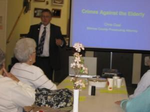 Chris Gaal -TRIAD Guest Speaker