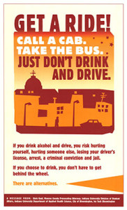 Get a Ride! Prevent Drunk Driving