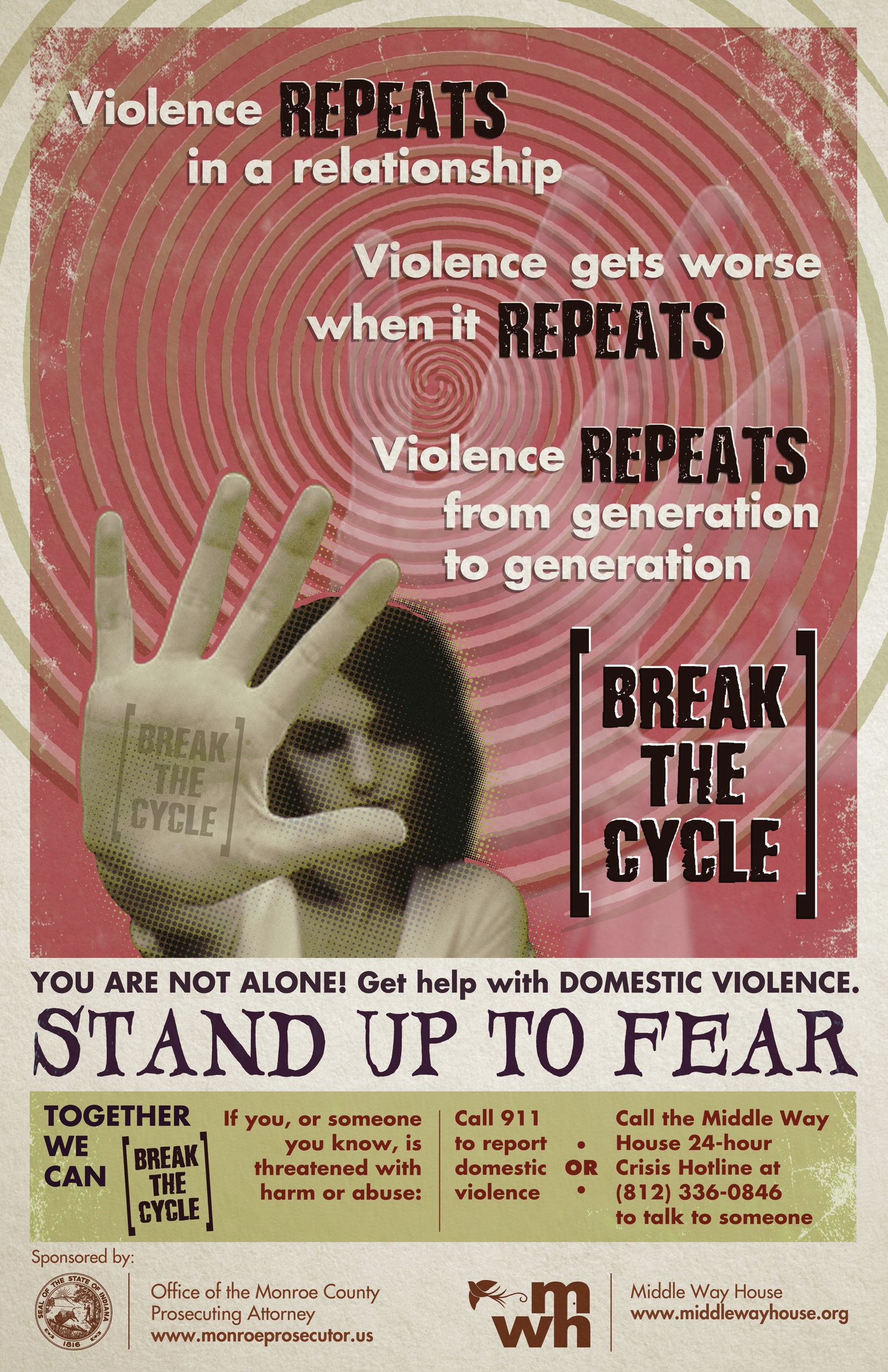 Heres How Witnessing Violence Harms >> Domestic Violence Monroe County Indiana Prosecutor
